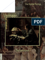 Vermeer - The Astronomer (100 Paintings Series Art)