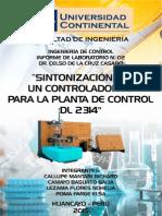Sintonización P.I. DL2314