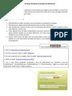 Metodologia Da Pesquisa Científica - Como Usar Base de Dados Da Biblioteca