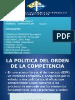 La Politica - Exposicion de Geopolitica