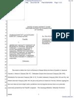 Maryatt et al v. American Casualty Company of Reading Pennsylvania et al - Document No. 56