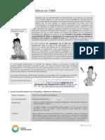 Fondos Públicos en Chile