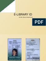 e Library Id