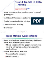 Applications and Trends in Data Mining_ch11