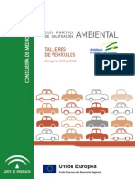 talleres automotrices en el medio ambiente