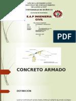 Diapositivas-Concreto Armado