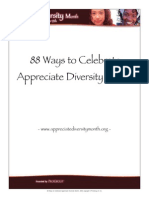 Diversity 88 Ways