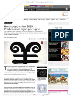 Horóscopo Chino 2015_ Predicciones Signo Por Signo _ Entremujeres