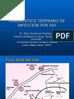 VIH-Diagnostico Temprano Del VIH