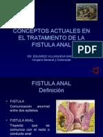 20090514 TX Fistula Anal