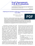 Practical Assessment, Research & EvaluationDocument