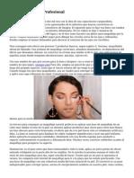 Maquillaje Social Profesional