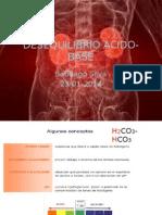 Desequilibrio Acido-base Final