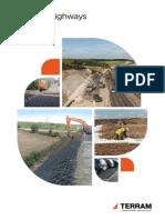 PGI Terram Roadhighway Brochure