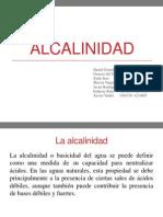 2. Alcalinidad