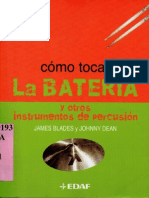 Manual Como Tocar Bateria y percusión.
