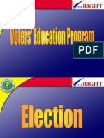 Voters Education