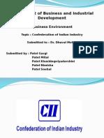 CII-BE new