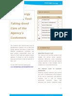 Resource Tool Customer Care Final