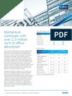 Bengaluru Office Property Market Overview April 2015