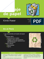 Kimik Power - Papel