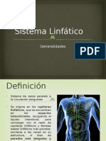 Expo Sistema Linfatico (Cardio)