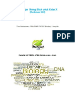 Buku Ajar Biologi SMA (Kurikulum 2013), Jilid 1 (Kelas X), Jilid 2 (Kelas XI), Jilid 3 (Kelas XII), Tim Mahasiswa PPG SM3-T FKIP Biologi Unsyiah, Dr. HafnatiRahmatan, M.Si  Dr. Cut Nurmaliah, M.Pd Dr. Hasanuddin, M.Si Dr. M. Ali S, M.Si Dr. Khairil, M.Si Drs. Supriatno, M.Si, Ph.D Dr. Muhibuddin, M.Si Dr. Abdullah, M.Si. Dr. Safrida, M.Si Dra. Asiah M.D., M.Pd. Fajri Ismail, S.Pd, Gr, Zulkifli, S.Pd, Gr, Zainal Abidin Suarja, M.Pd Natural Aceh, Lembaga Riset Pelatihan dan Publikasi Publik