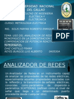 Analizador de Redes