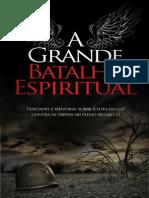 A Grande Batalha Espiritual