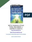 7 Passos Para Receber o Espírito Santo