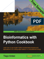 Bioinformatics with Python Cookbook - Sample Chapter