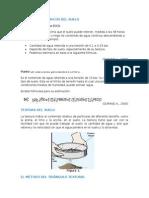 Parametros Hidricos Del Suelo