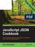 JavaScript JSON Cookbook - Sample Chapter