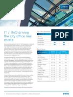 Pune Office Property Market Overview April 2015