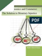 Islamic Economics Commerce