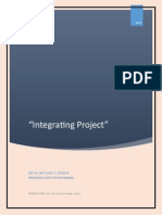 Integrating Project 7