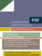 Alergia Por Himenopteros