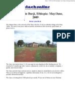 Clinic Converting Poor Muslims in Ethiopia