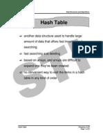 Meljun Cortes Data Structures Hash Table