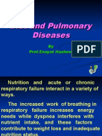 Diet and Pulmonary Diseases