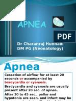 Apnea in Newborn