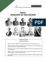 Gui¦üa N-¦ 8 Chile Creacion de una Nacion