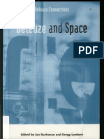 Deluze and Space