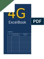 4G ExcelBook