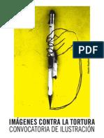 Convocatoria imágenes contra la tortura