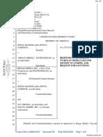 Massoli v. Regan Media, et al - Document No. 94