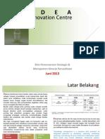 Innovation Centre Proposal