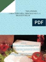 Caracteristici merceologice Ale Branzeturilor