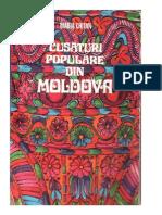 Maria Chitan - Cusaturi Populare Din Moldova