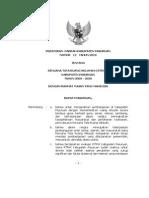RTRW Kab Pasuruan 2009-2029